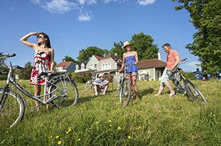 vélo-en-famille