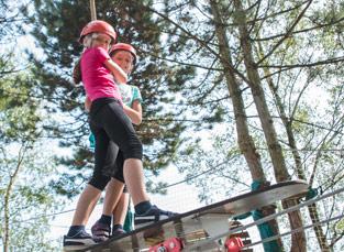 Kids High Adventure