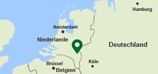 Karte Limburgse Peel