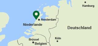 Karte Park Zandvoort
