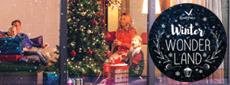 Weihnachtsferien ab 279 € für 4 Personen (3 Nächte/4 Tage)