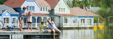Vakantiepark Frankrijk - Lac d'Ailette