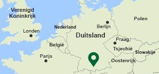 Plattegrond Allgäu