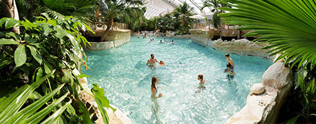 Aqua Mundo, subtropisch zwembad