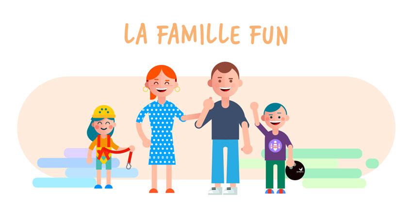 famille fun