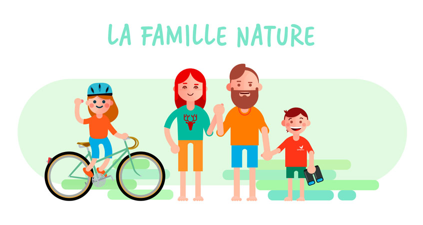 famille nature