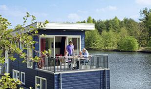 Hausboot Ferienhaus