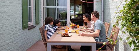 Ferienwohnung für Familien in Port Zélande