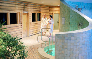 Wellness bei Center Parcs