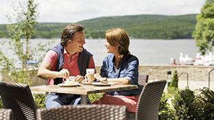 Urlaub zu zweit in Deutschland