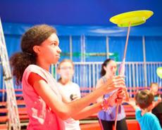 Zirkus-Akademy für Kinder