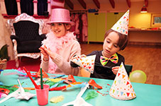 Carnaval pour enfant