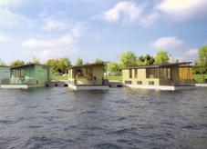 Marina de Eemhof Houseboats